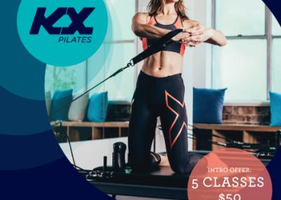 KX Pilates Mornington