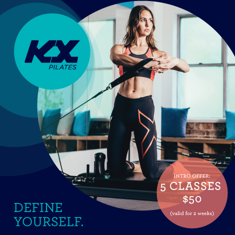 KX Pilates Mornington