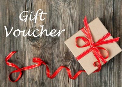 Main Desire Gift Vouchers