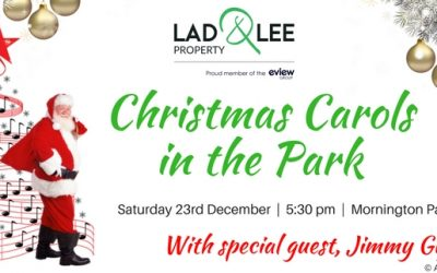 Mornington Christmas Carols in the Park, Dec 23rd