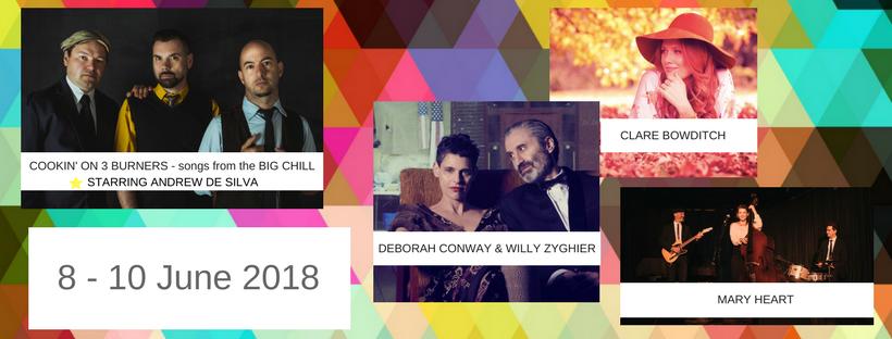 Mornington Winter Music Festival June 8-10 2018