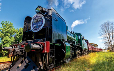 Ride The Historic Mornington Railway