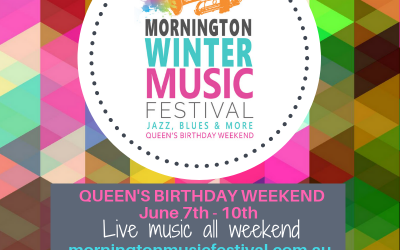 Mornington Winter Music Festival June 7-10th